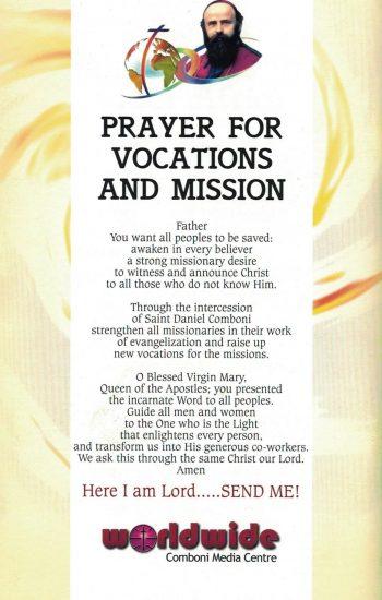 Prayer for